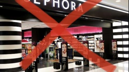 Why I will no Longer be Shopping at Sephora
