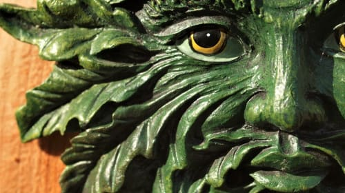 Who is the Green Man?