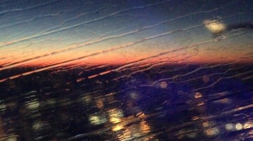 Sunrise Above the Earth