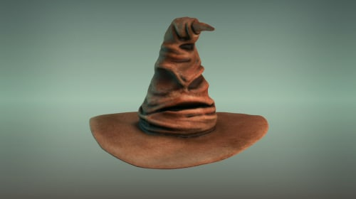 Before the Sorting Hat