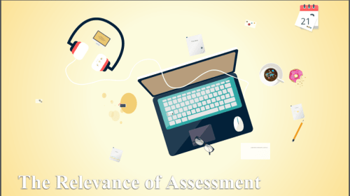 The Relevance of Assessment: An Activity Output in Assessment of Learning