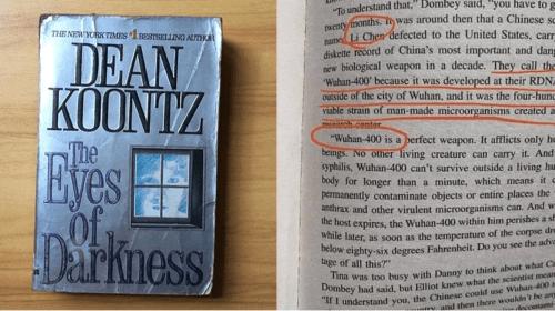 "Coronavirus, the ""prophecy"" of Dean Koontz"