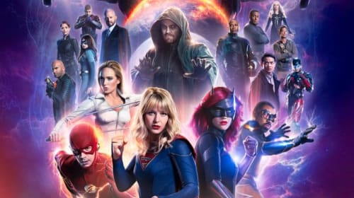 CW Crisis on Infinite Earths