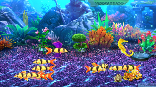How to Breed a Fin Type Into Another Species in Fish Tycoon 2