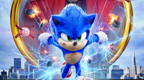 Anthony's Film Review - 'Sonic the Hedgehog' (2020)