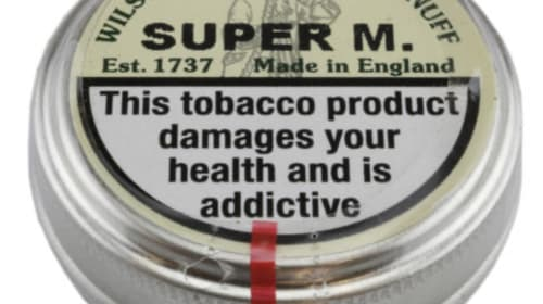 Nasal Snuff: a new experience