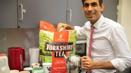 A Storm in a Yorkshire Teacup