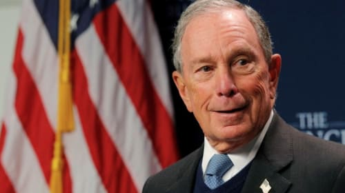 Astrology of the 2020 Elections: Mike Bloomberg