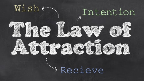 How does law of attraction work?