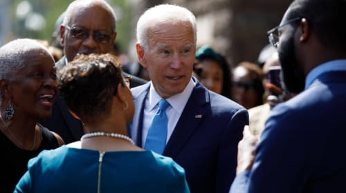 Will Black Voters Save Joe Biden's Presidential Campaign?