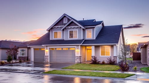 What should you search for in a home warranty or home repair plan?