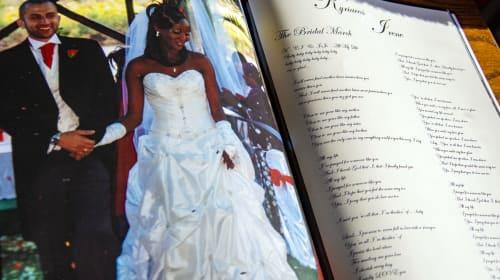 My Bridal March