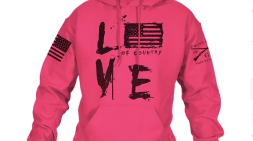 4 Different Types of Apparel for Patriots