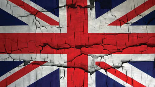 England Has Fallen