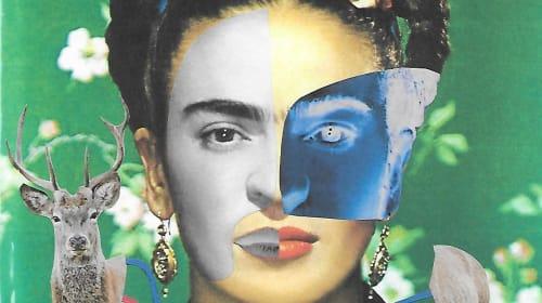 Frida, through my eyes