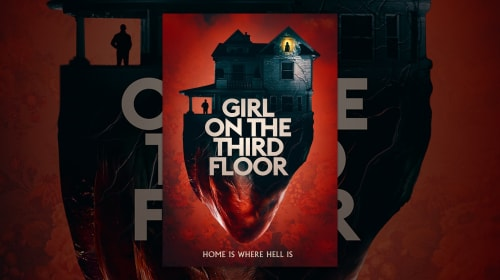Netflix's Horror Movie: 'Girl on the Third Floor'