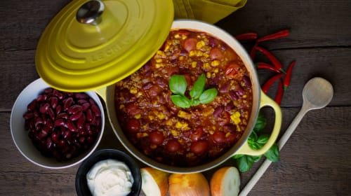 Amazing 8-Step Chilli Con Carne Recipe