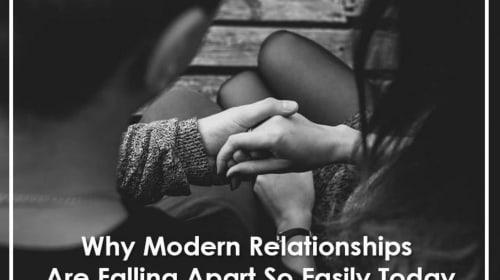 Modern Day Relationships
