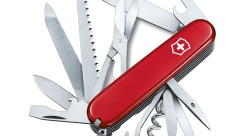 Why buy a Swiss army knife?