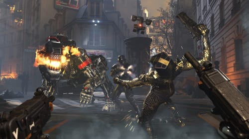 Wolfenstein: Youngblood Review.