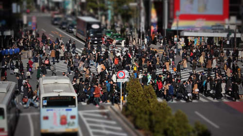 Pedestrians Can Be Jerks When Crossing the Street