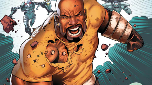 How To Build Luke Cage in The Pathfinder RPG