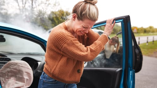 What Damages Can I Recover Following a Car Crash?