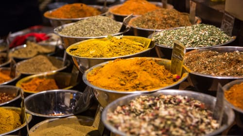 Could Indian Cuisine Be The Answer For Spice-Loving Vegans Wannabes?