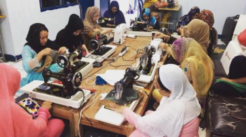 Can Social Enterprises Empower Urban Refugees?