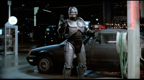 Learning Politics With RoboCop