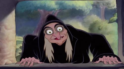 Scary Disney: Snow White: The Evil Queen