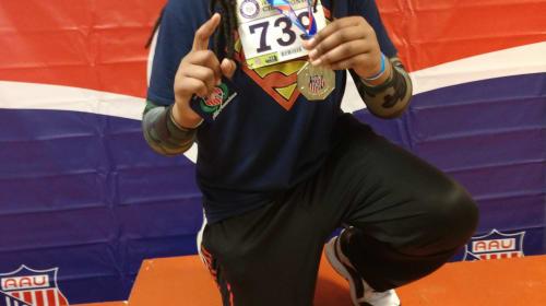 Pharoahe Zaire, National Champion