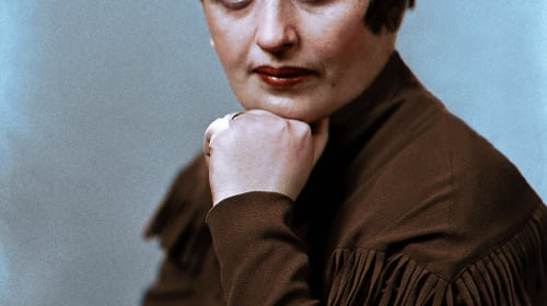 Ayn Rand: The Unknown Ideal Woman
