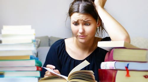 The Problems Students Face While Writing Assignments