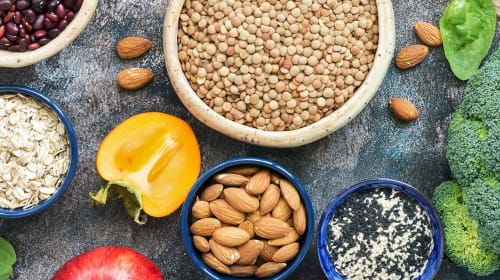 3 Top Plant Based Sources Of Iron.
