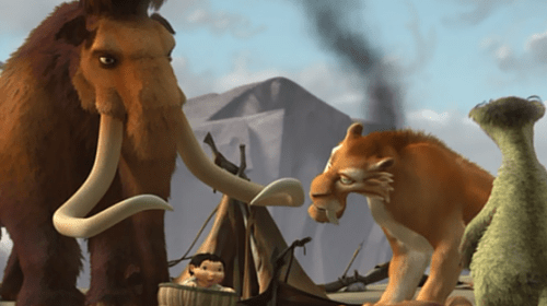 Ice Age - A Movie Review