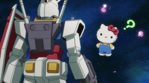 Anime Sunday: 'Gundam vs. Hello Kitty' (2019-20)