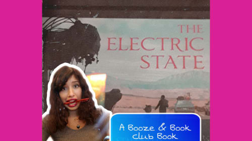 B&B Review: The Electric State