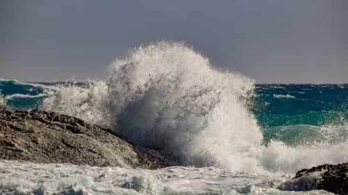 Poseidon's Waves