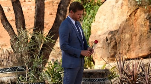 The Bachelor: Three women take the stage in an explosive final episode