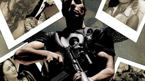 How To Build The Punisher in The Pathfinder RPG