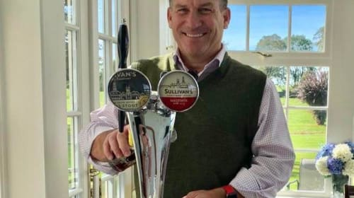 Michael Meade: Sullivan's Brewing Company U.S. Chief Executive Officer Architecting New Business Paths for Irelands Oldest Brewery