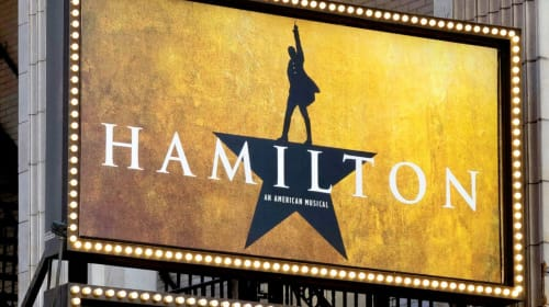 Hamilton: the Musical