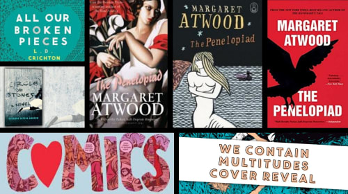 5 Books for Teens by Female Canadian Authors