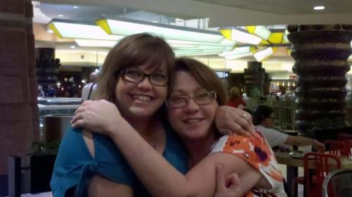 My sister, My Best Friend