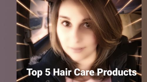 Top 5 Hair Care Products