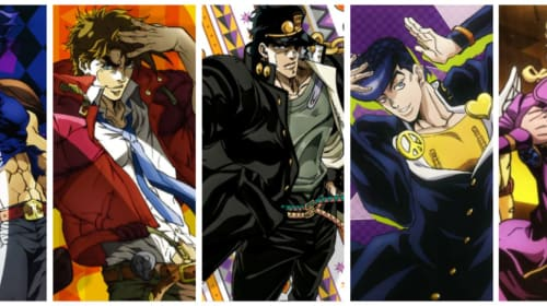"Ranking the Openings: ""Jojo's Bizarre Adventure"""