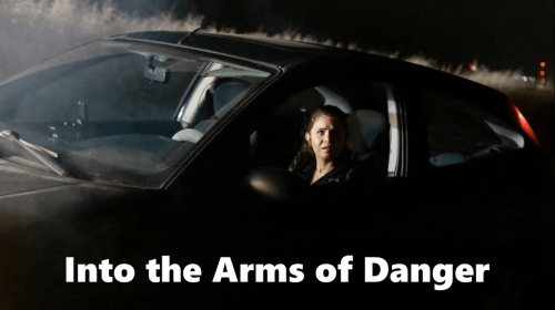 Lifetime Review: 'Into the Arms of Danger'