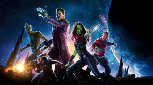 Guardians of the Galaxy - a short story
