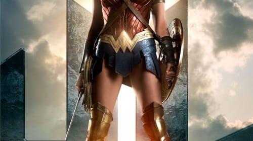 Wonder Woman - a short story